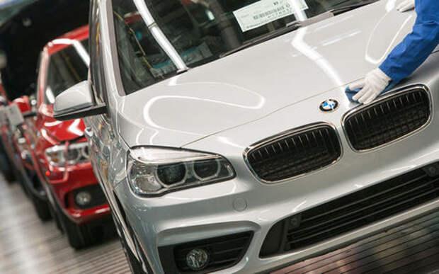 BMW планирует подписать специнвестконтракт без «Автотора»