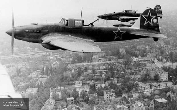 В NI рассказали о преимуществах советского штурмовика Ил-2