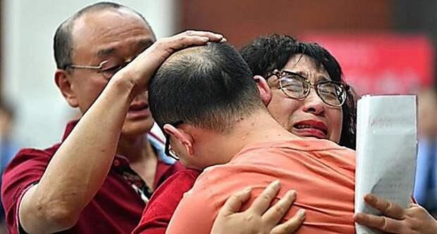 Родители нашли сына, которого похитили более 20 лет назад в Китае