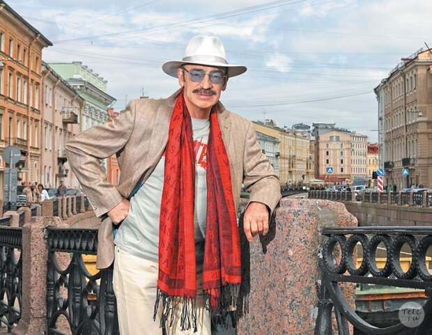 Михаил Боярский. Фото: Андрей Федечко