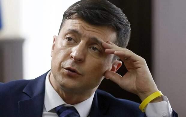 И нашим, и вашим: Зеленский вновь настаивает на сохранении санкций против России