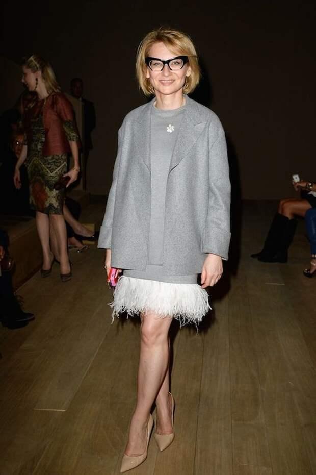 Легче перышка: интересная идея для декора платья