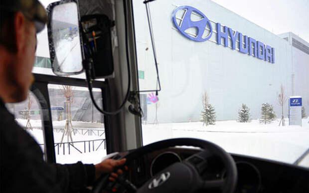 Hyundai раскрыл сроки запуска в России завода двигателей