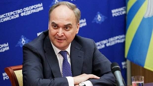 Антонов заявил о враждебном тоне сделки США и Германии по «СП-2»