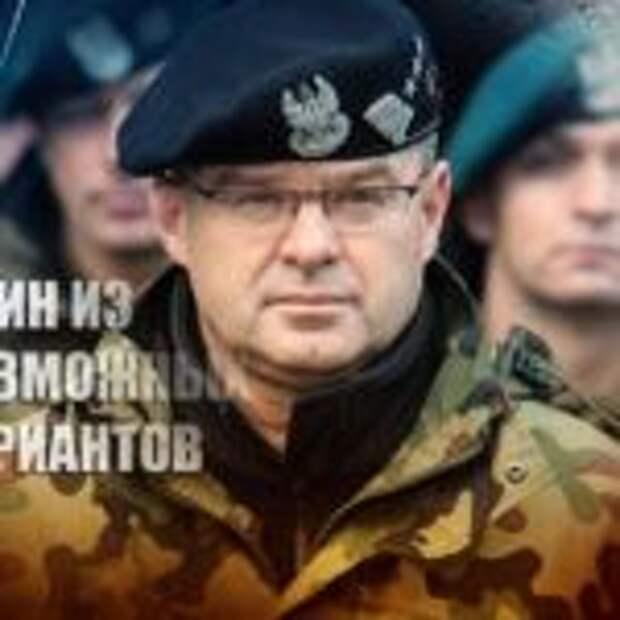 «От двух до четырех суток»: Польский генерал рассказал сценарий конфликта России и НАТО за Калининград