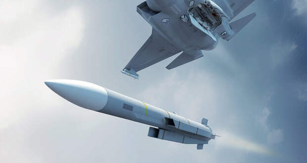 Стремительный метеор: ракета, способная поражать загоризонтные цели