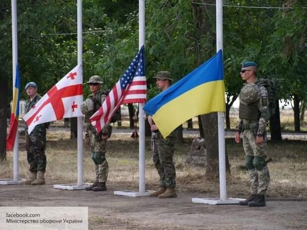 Кошкин оценил возможность участия войск НАТО в войне в Донбассе