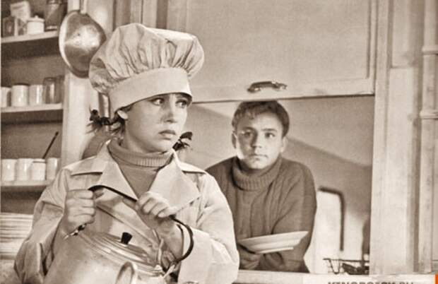 Хорошие девчата советского кино. Образ и стиль 50-х гг