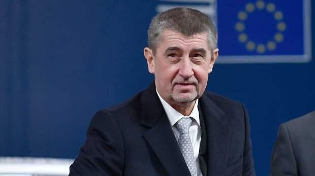 Чехия призвала страны ЕС выслать российских дипломатов