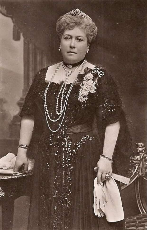 Princess Helena third daughter of Queen Victoria, первые годы 20 века.