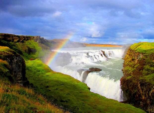 waterfalls26 Красоты водопадов Исландии в фотографиях