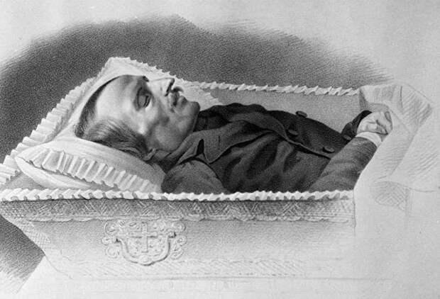 Тайна черепа Николая Гоголя: кому понадобилась голова классика?