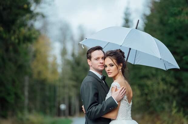 Татьяна Арнтгольц и Марк Богатырев поженились
