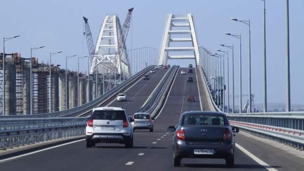 Росавтодор намерен улучшить транспортную связь Кубани с Крымом
