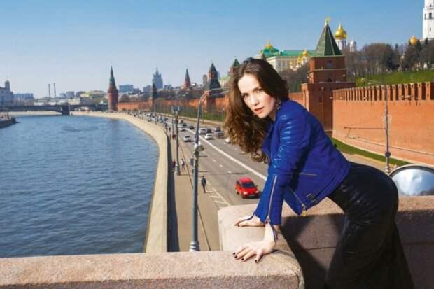 Наталия Орейро подала прошение на предоставление гражданства РФ