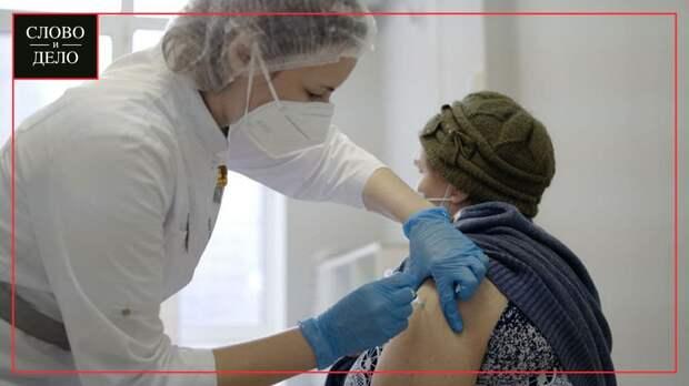 В Госдуме считают хорошей идеей вознаграждение пожилых людей за вакцинацию