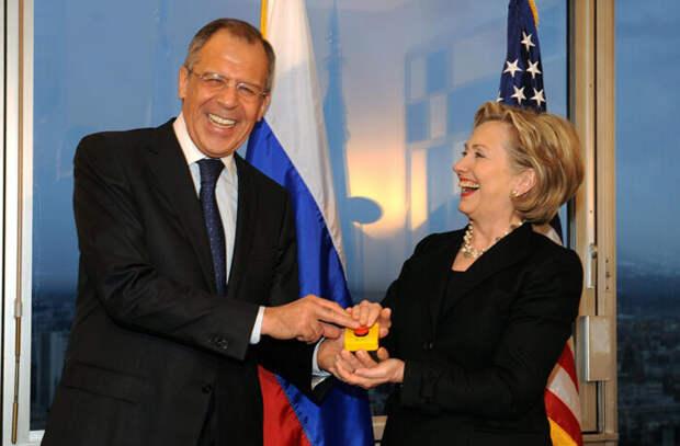 Myśl Polska: А хотят ли русские «перезагрузки» с США?