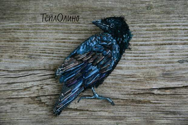 Птички TeplOlino (подборка)