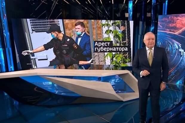 Федеральные каналы предпочли не заметить митинги в поддержку арестованного Сергея Фургала