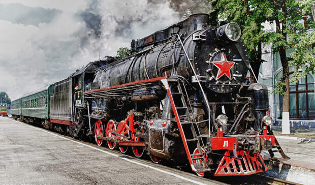 «Поезд Победы» прибудет в Ижевск 25 апреля