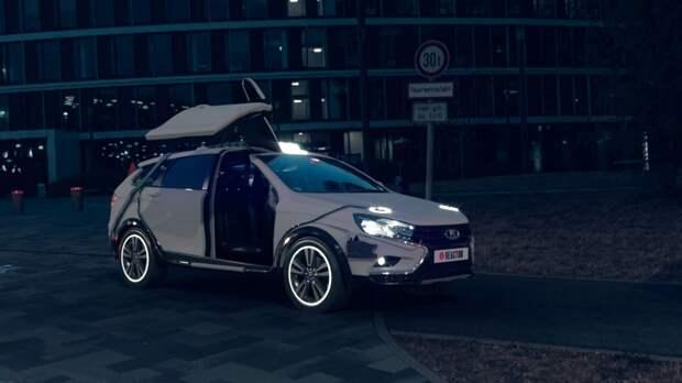 Renault мешает созданию дешевого и красивого транспорта в России