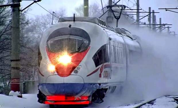 Решение принято: в России будут строить высокоскоростные поезда
