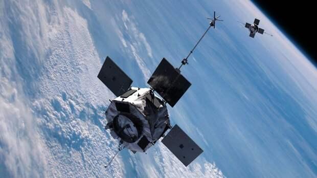 США запустили в космос военный спутник для обнаружения баллистических ракет