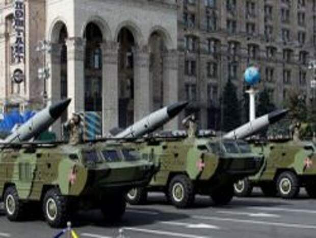 Новость на Newsland: Заметки о военном параде, состоявшемся в Киеве 24 августа