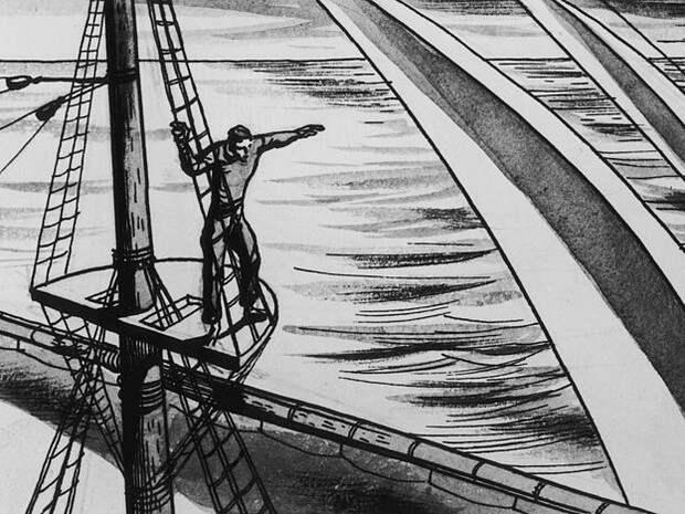 Фото №3 - Призраки океана: 4 загадочные истории исчезновения экипажей кораблей