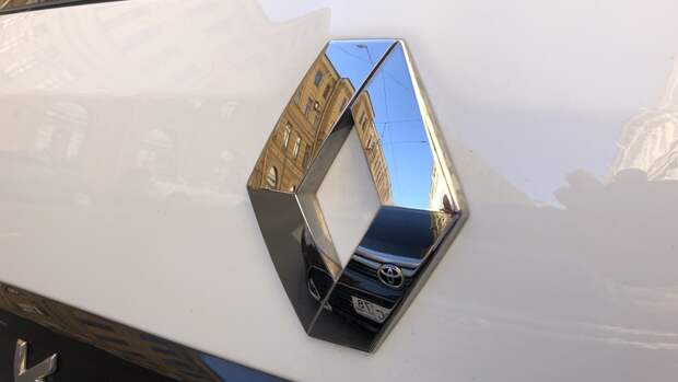 Стоимость некоторых машин марки Renault увеличилась в России