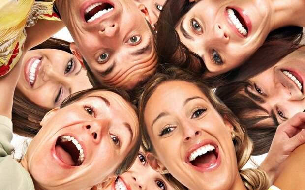 Серьёзные факты о смехе