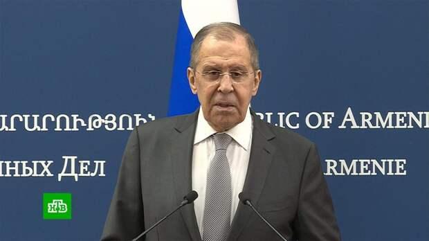Лавров заявил о «мании безнаказанности» у русофобского лобби в Европе