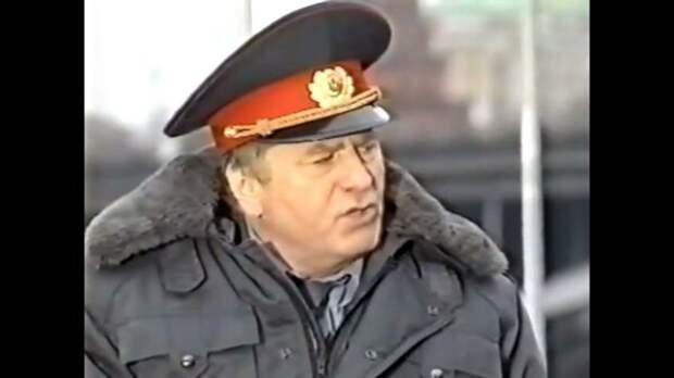 Жириновский в фильме от создателей Дома-2