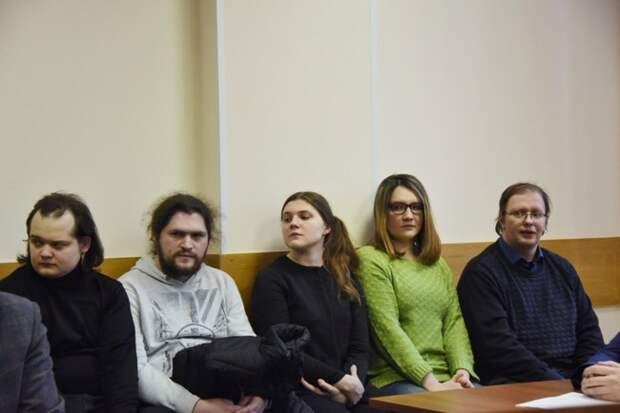 ⚡ Фигурантам «Нового величия» в сумме дали 19,5 лет лишения свободы