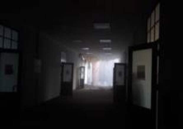 В Петербурге рухнул университет