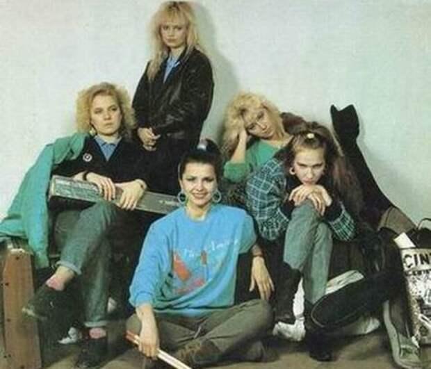 Легенды 1990-х: группа «комбинация», или Детектив с элементами мелодрамы