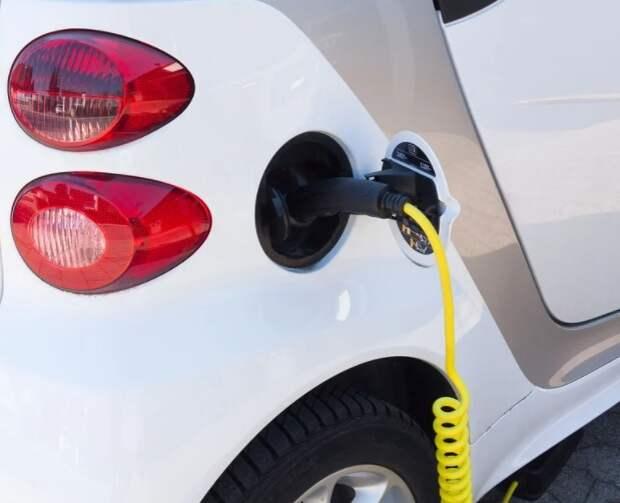 На Менжинского появится станция для зарядки электромобилей