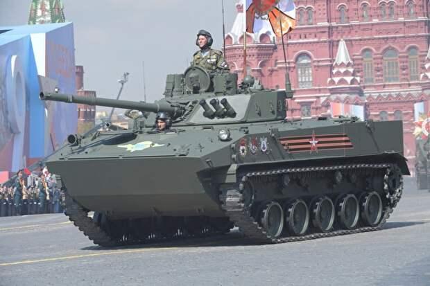 «Комменсантъ» узнал, когда Минобороны считает возможным провести парад Победы