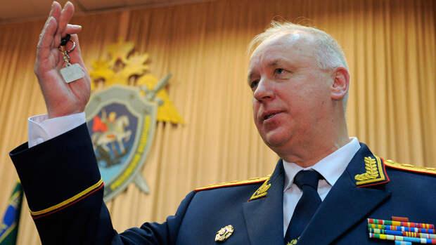 """Бастрыкин поручил расследовать атаку на сайт """"Бессмертного полка"""""""