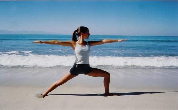 10 поз йоги для тех, кто не знает с чего начать