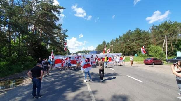 Змагары грозят перегораживать трассы, если ЕС не введет санкции против Белоруссии