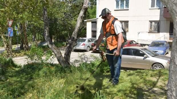 Качественная уборка территорий - приоритет в работе
