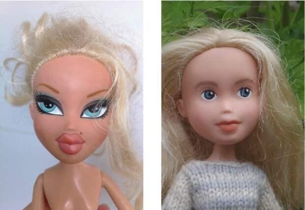 Умытые куклы от Sonia Singh (трафик)