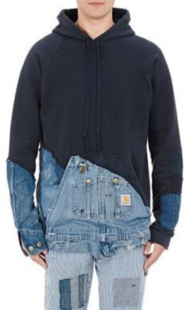 лоскутная техника джинсовая