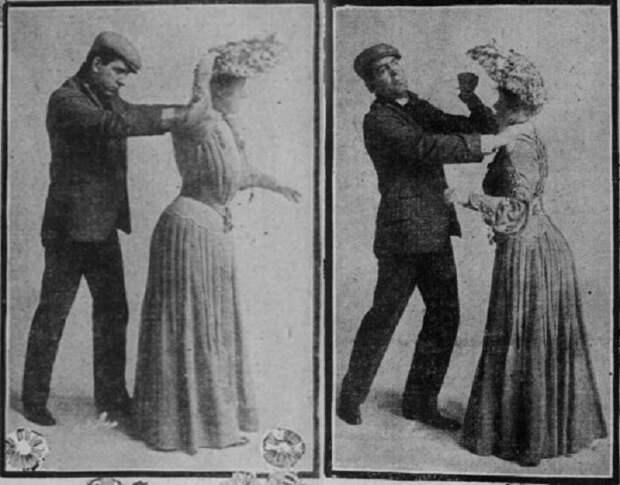 За шляпные булавки женщин даже отправляли в тюрьму.