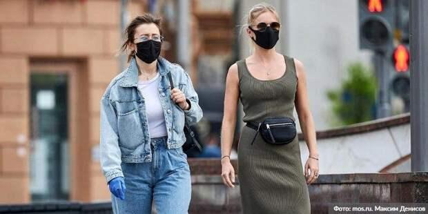 Магазин Adidas на западе Москвы оштрафуют за нарушение антиковидных мер. Фото: М. Денисов mos.ru