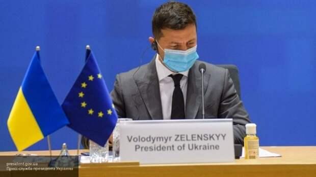 Зеленский рассказал о возможности введения жесткого карантина на Украине