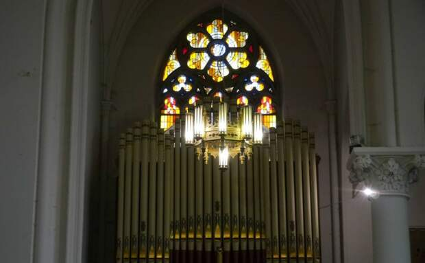 Церкви Старой Риги