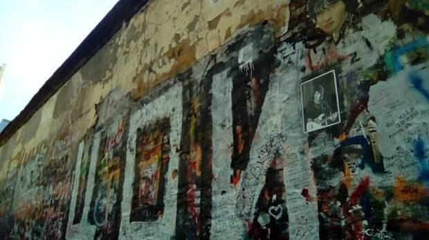 """""""Витя, я тебя люблю"""": актер фильма """"Асса"""" призвал открыть """"стену Цоя"""" в Санкт-Петербурге"""