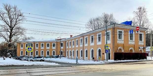 Усадьба Петровско-Разумовское в САО готовится к реставрации